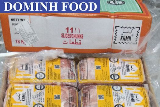 Thịt Trâu Ấn Độ Nhập Khẩu - 11 Kamil