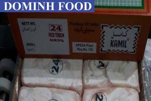 Thịt Trâu Ấn Độ Nhập Khẩu - 24 Kamil