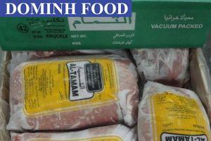 Thịt Trâu Ấn Độ Nhập Khẩu - 42 AL-Tamam