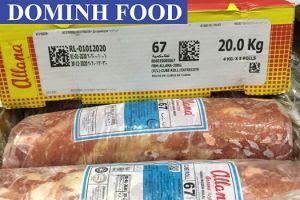 Thịt Trâu Ấn Độ Nhập Khẩu - 67 Allana
